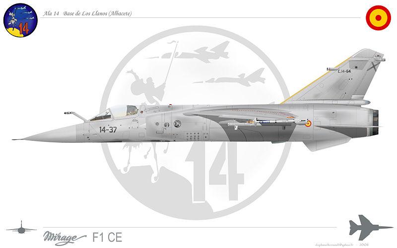 Mirage F-1 Mirage10