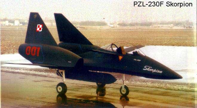 PZL-230 SKORPION Pzl-2312