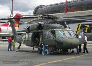 Fuerza Aérea de Brasil Uh60l110