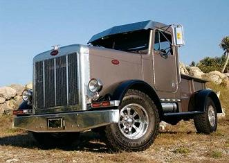Kenworth pick up truck... Dodge-10