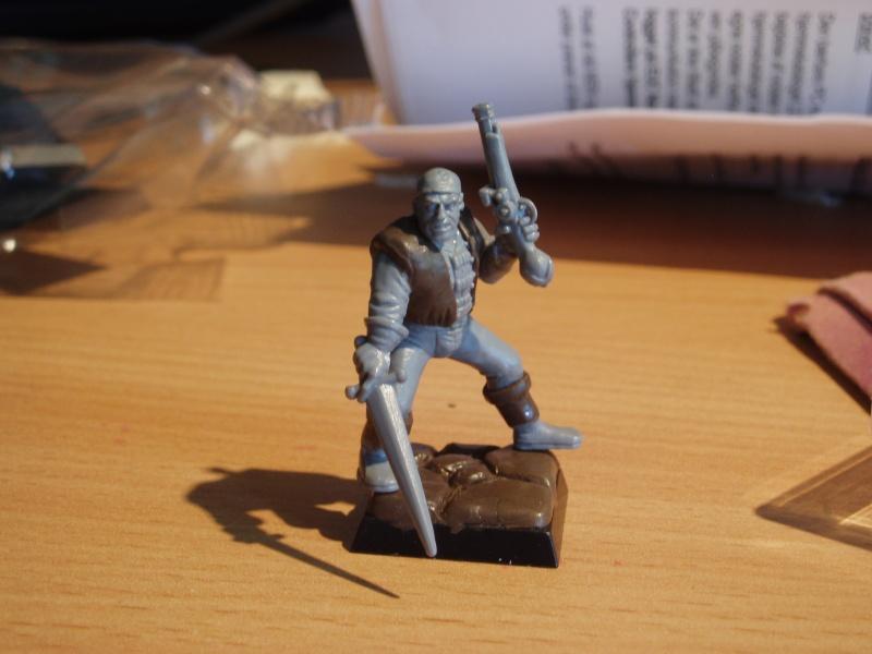 hunter - Maikacir's Witch Hunter Warband *W.I.P.* P1010011