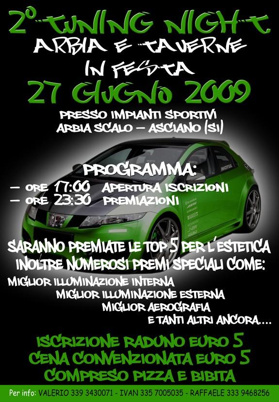 27 giugno 2009 TAVERNE D'ARBIA - SIENA Volant10