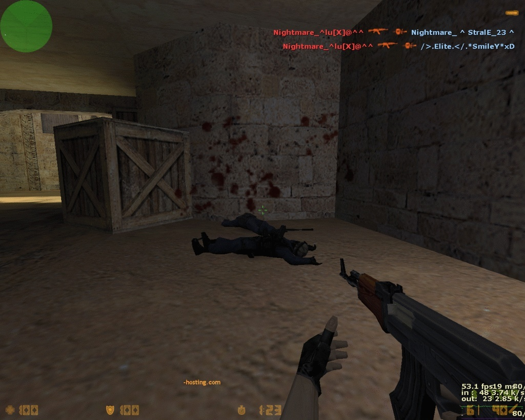 THe X Gaming ScreenShots De_dus12