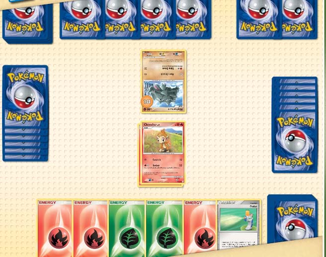 Aprende a jugar Pokemon TCG! Danos10