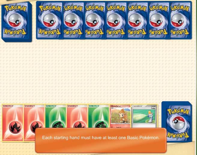 Aprende a jugar Pokemon TCG! Mano10