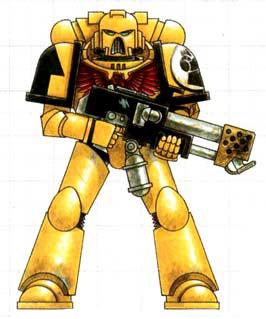 Pre heresy. Imperi10
