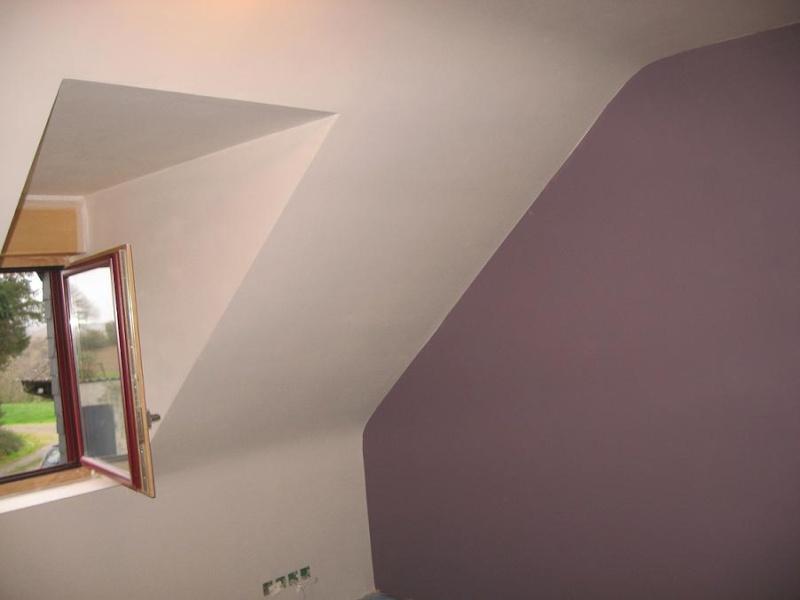 peinture chambre mansarde page 2