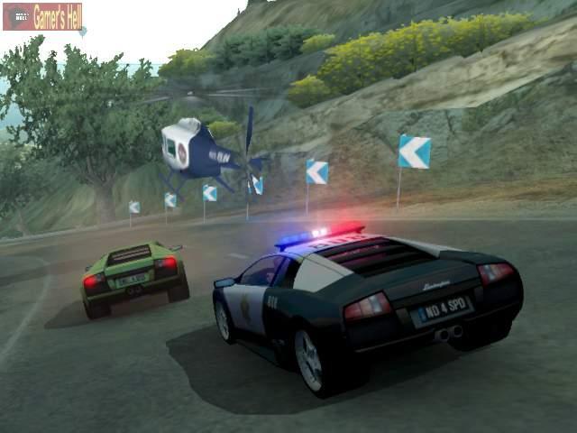حصريا على منتديات حلمك لعبة Need For Speed: Hot Pursuit 2 بحجم 50 ميجا فقط   72591_10