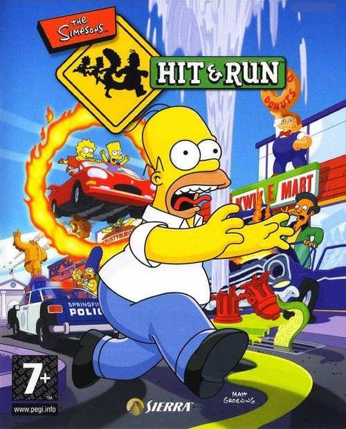 حصريا اللعبة الجميلة و الشيقة 11 The Simpsons - Hit & Run كاملة بحجم 179 ميجا Asd10
