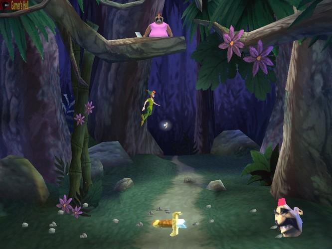 العبة الرائعة جداا Peter Pan Adventures in NeverLand بحجم 65 Hkj10
