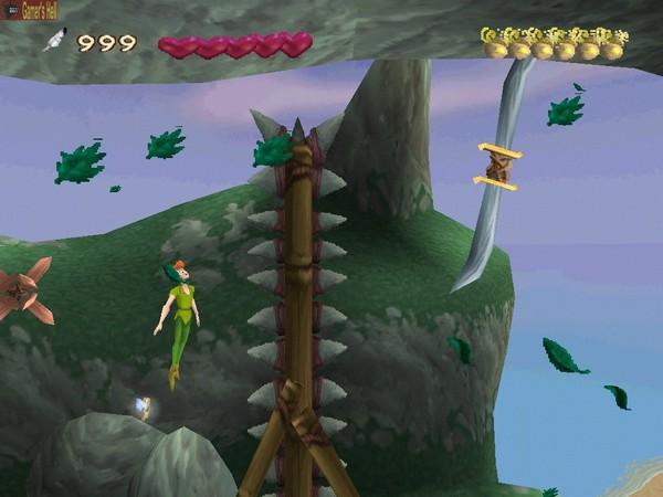 العبة الرائعة جداا Peter Pan Adventures in NeverLand بحجم 65 Kj10