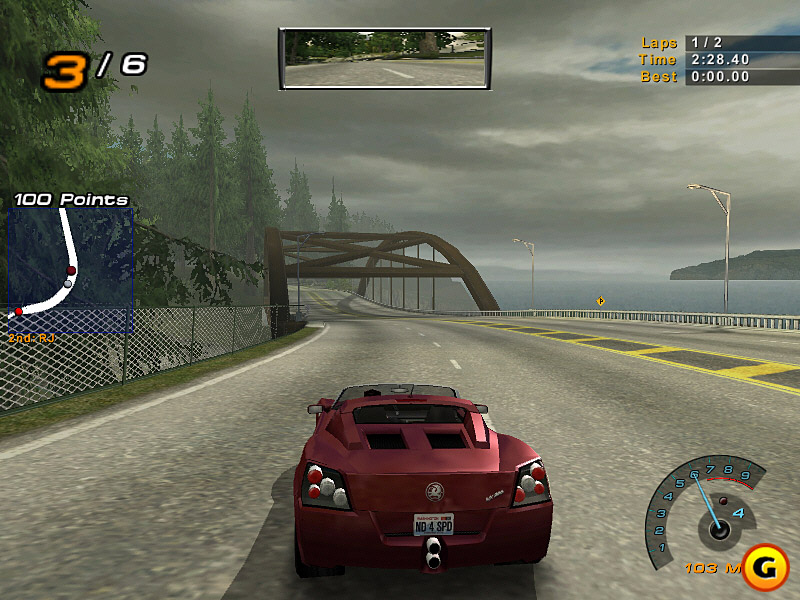 حصريا على منتديات حلمك لعبة Need For Speed: Hot Pursuit 2 بحجم 50 ميجا فقط   Nfs_sc10