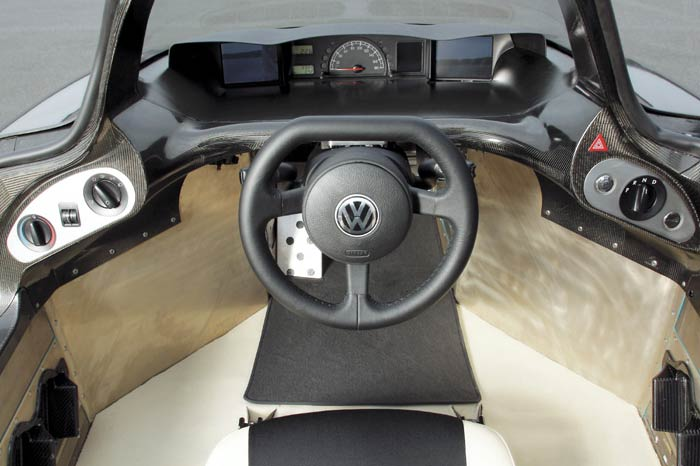 What do you think about the new 1 seater VW 18f87810