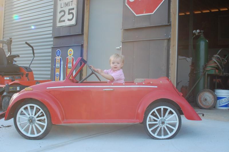 VW go cart Rachel10