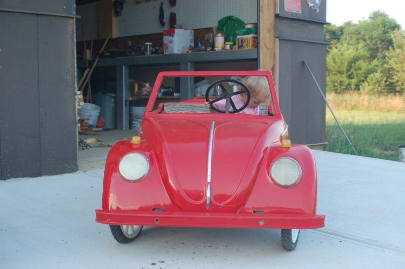 VW go cart Rachel11