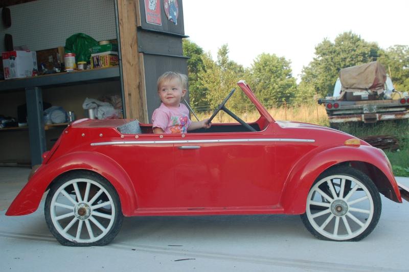 VW go cart Rachel12