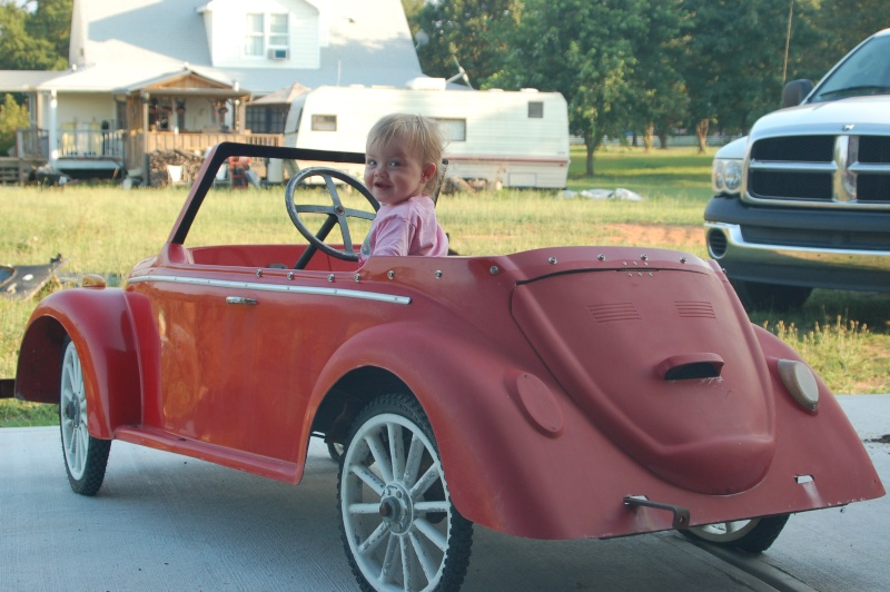 VW go cart Rachel13