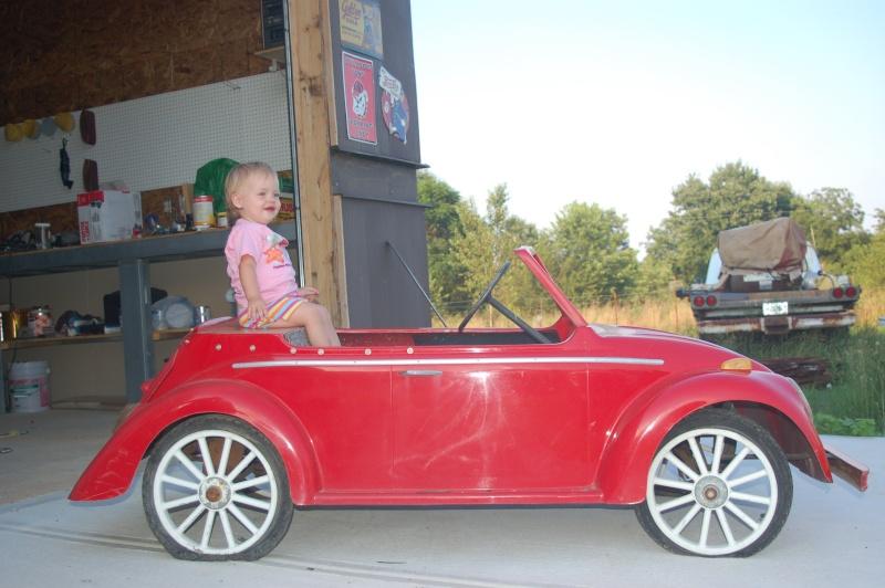 VW go cart Rachel14