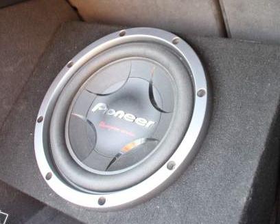 Système Audio Caisso10