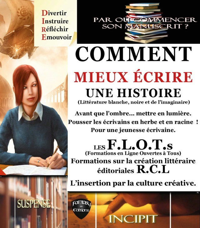 FORMATION.CREATION.LITTERAIRE.RCL