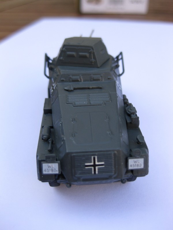 Sd.Kfz.231 (8-rad) [Roden; 1/72] Photo_11