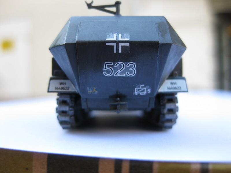 Sd.Kfz.251/9 Ausf. C [Revell; 1/72]: Opréations Anton et Lila Photo_14