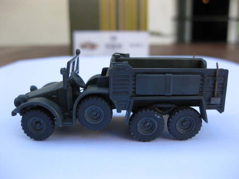 Kfz.70 [ Matchbox; 1/76 ]: Un amour de jeunesse! Photo_15