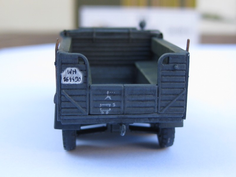 Kfz.70 [ Matchbox; 1/76 ]: Un amour de jeunesse! Photo_19