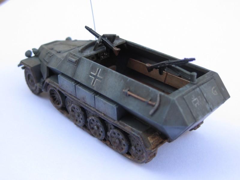 Sd.Kfz.251/1 Ausf.B [Revell; 1/76] Photo_37