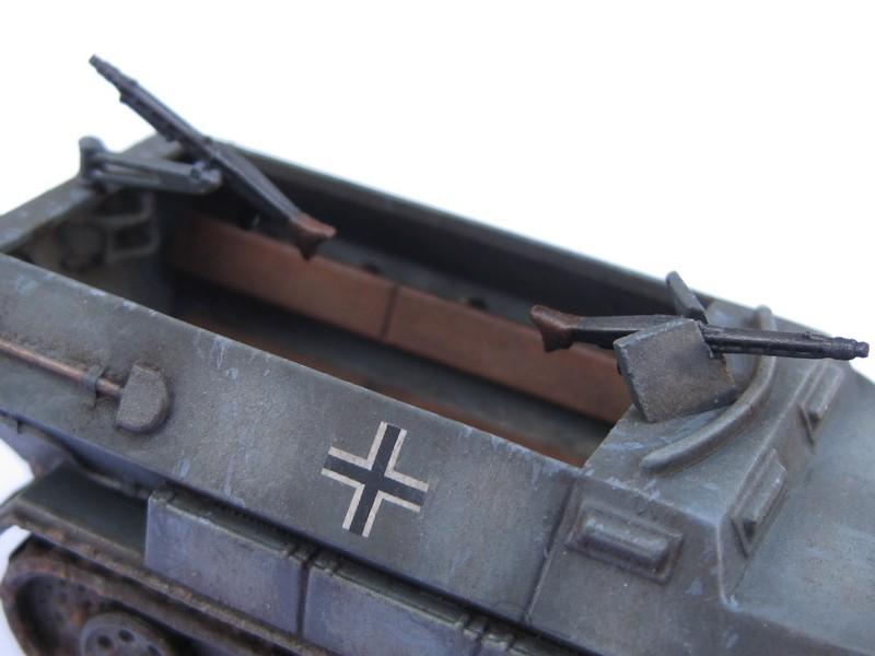 Sd.Kfz.251/1 Ausf.B [Revell; 1/76] Photo_42