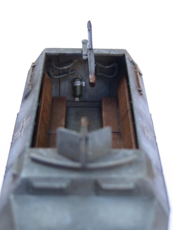 Sd.Kfz.251/1 Ausf.B [Revell; 1/76] Photo_43