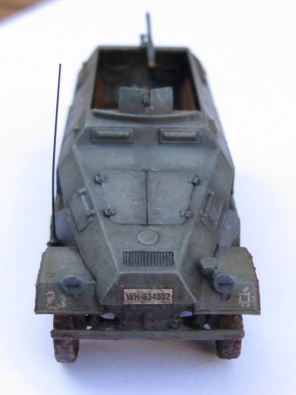 Sd.Kfz.251/1 Ausf.B [Revell; 1/76] Photo_44