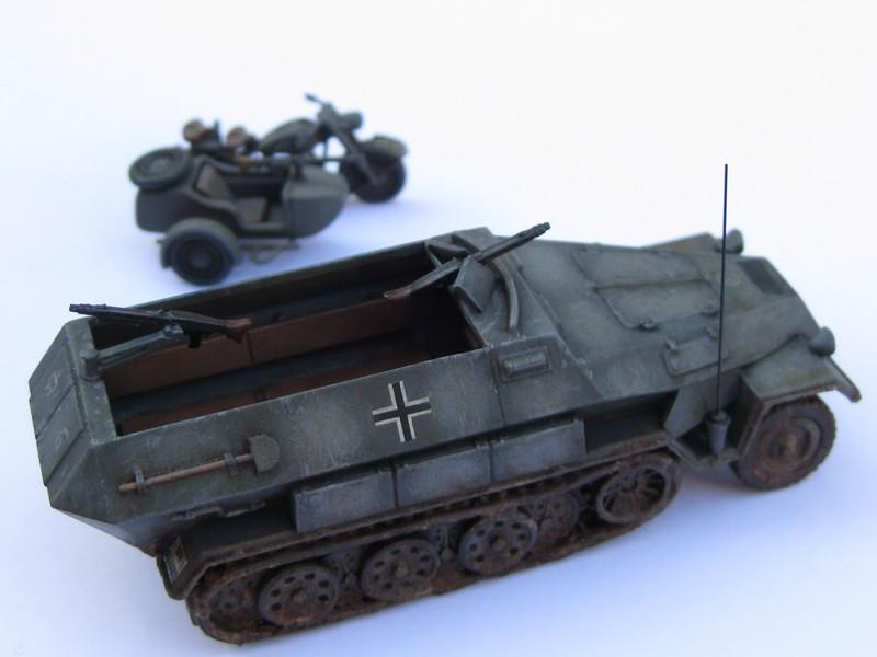 Sd.Kfz.251/1 Ausf.B [Revell; 1/76] Photo_46