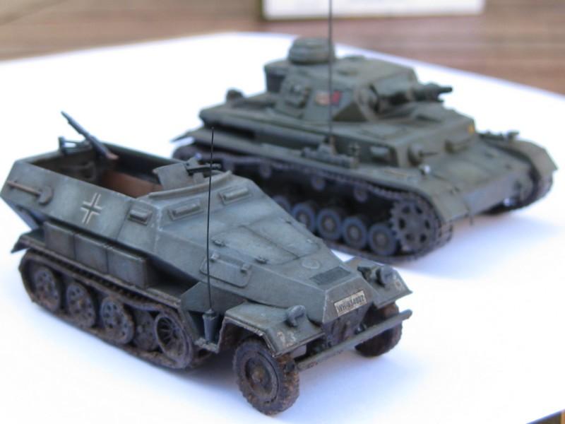 Sd.Kfz.251/1 Ausf.B [Revell; 1/76] Photo_47