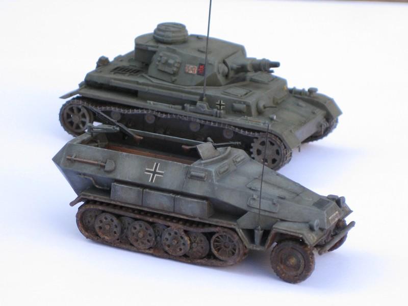 Sd.Kfz.251/1 Ausf.B [Revell; 1/76] Photo_48