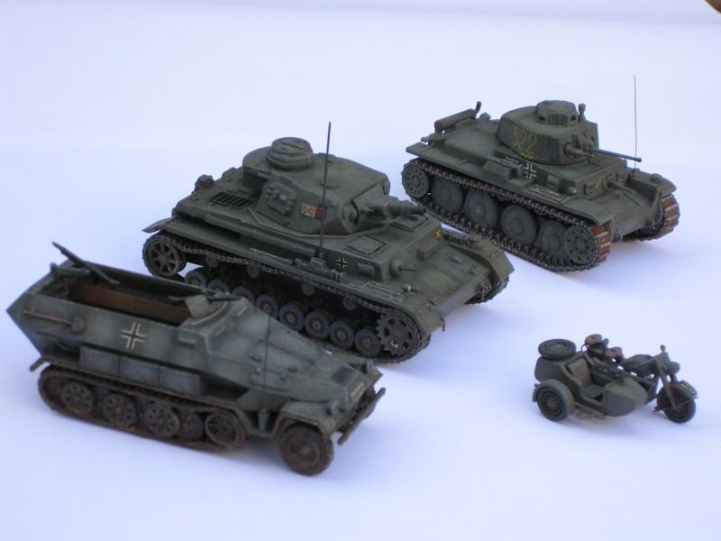 Sd.Kfz.251/1 Ausf.B [Revell; 1/76] Photo_49