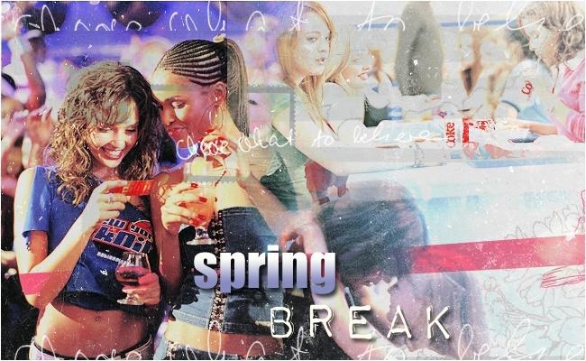 ~Spring Break~ Spring10