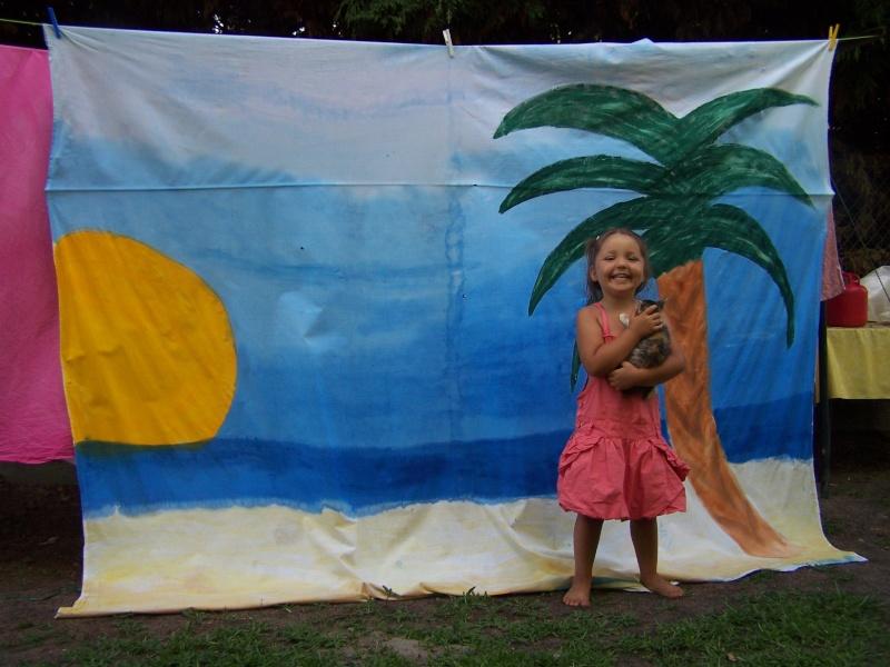sous les palmiers .......... Alana_11