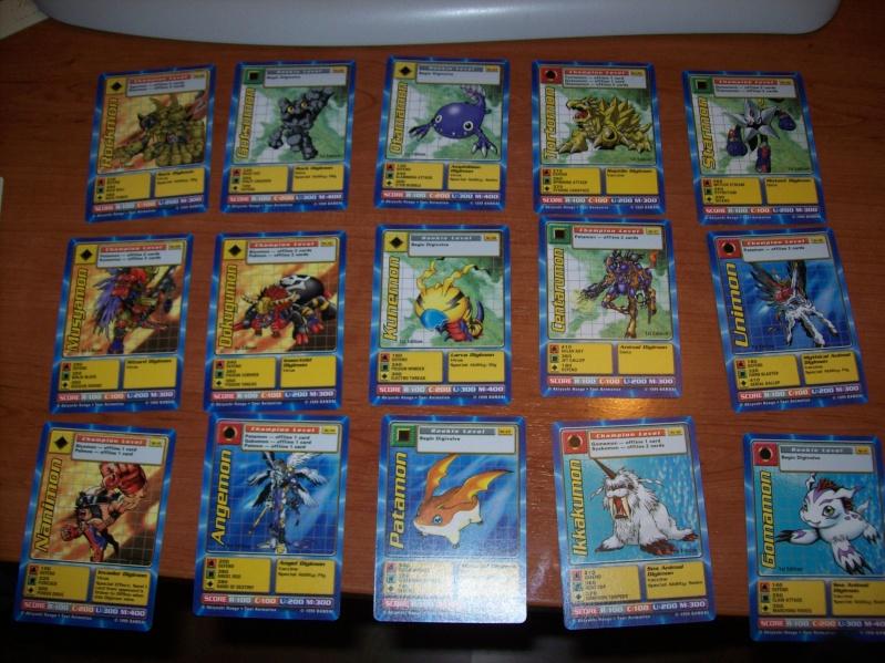 As minhas cartas Digimon 100_1312