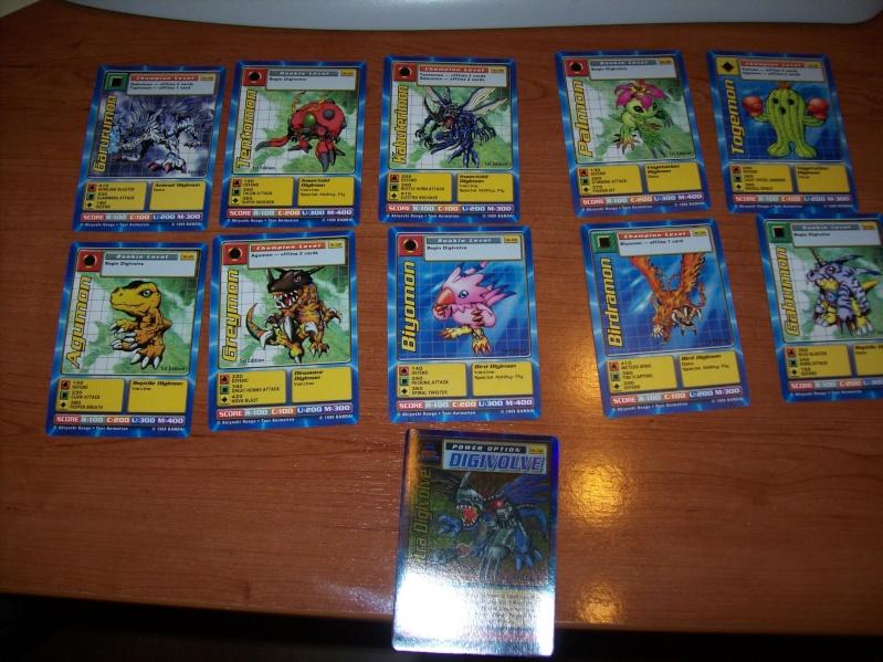 As minhas cartas Digimon 100_1313