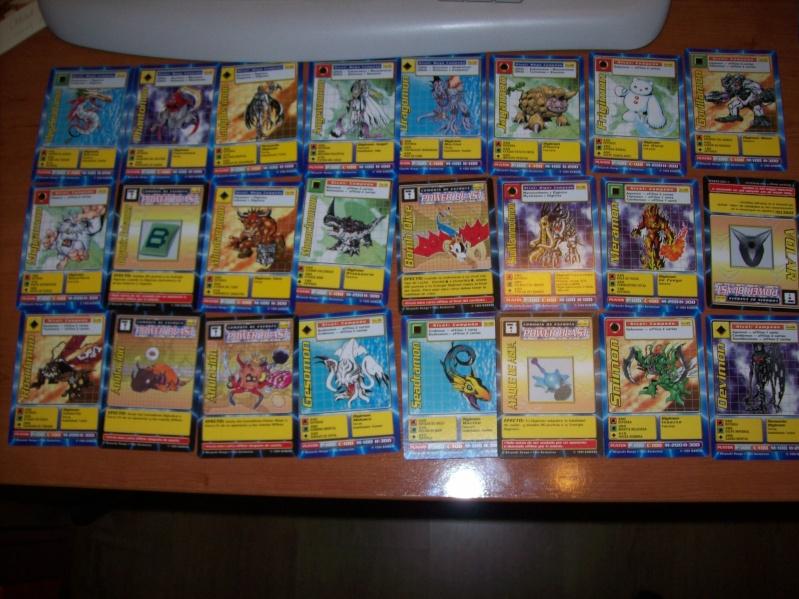 As minhas cartas Digimon 100_1314