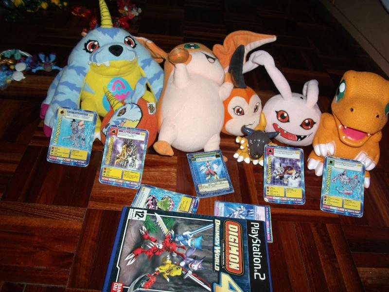 Os Brinquedos Digimon do Paulo120350 Dscf2022
