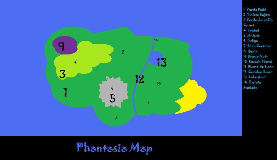 World of Phantasim