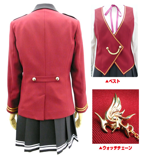 [Fortune Arterial] Shiro Togi school uniform 1898210