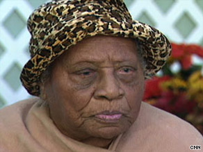 Gertrude Baines, world's oldest person, dies at 115 (12/09/09) Art_ge10