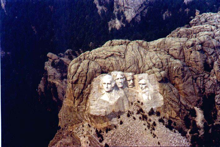 Mount Rushmore Mt_rus10