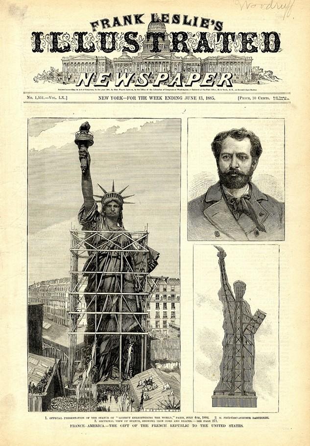 Lady Liberty Statue11