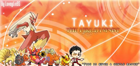 My banner =) Tayuki10
