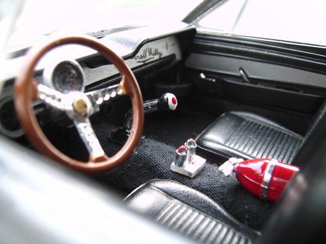 Mustang Eleanor MTK - 1 sur 200 !!! 23939910