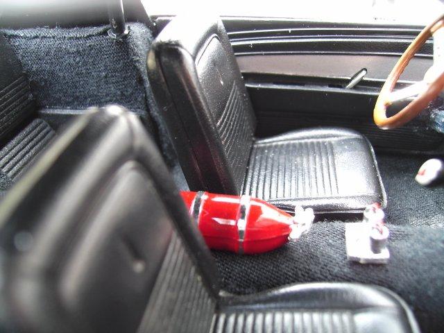 Mustang Eleanor MTK - 1 sur 200 !!! 23939913